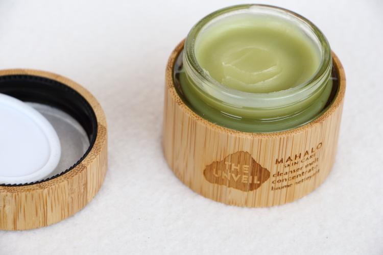 The Unveil baume nettoyant Mahalo Skincare