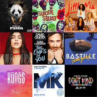 Baixar CD O Top 40 Mais Tocadas Julho 2016 MP3 Gratis