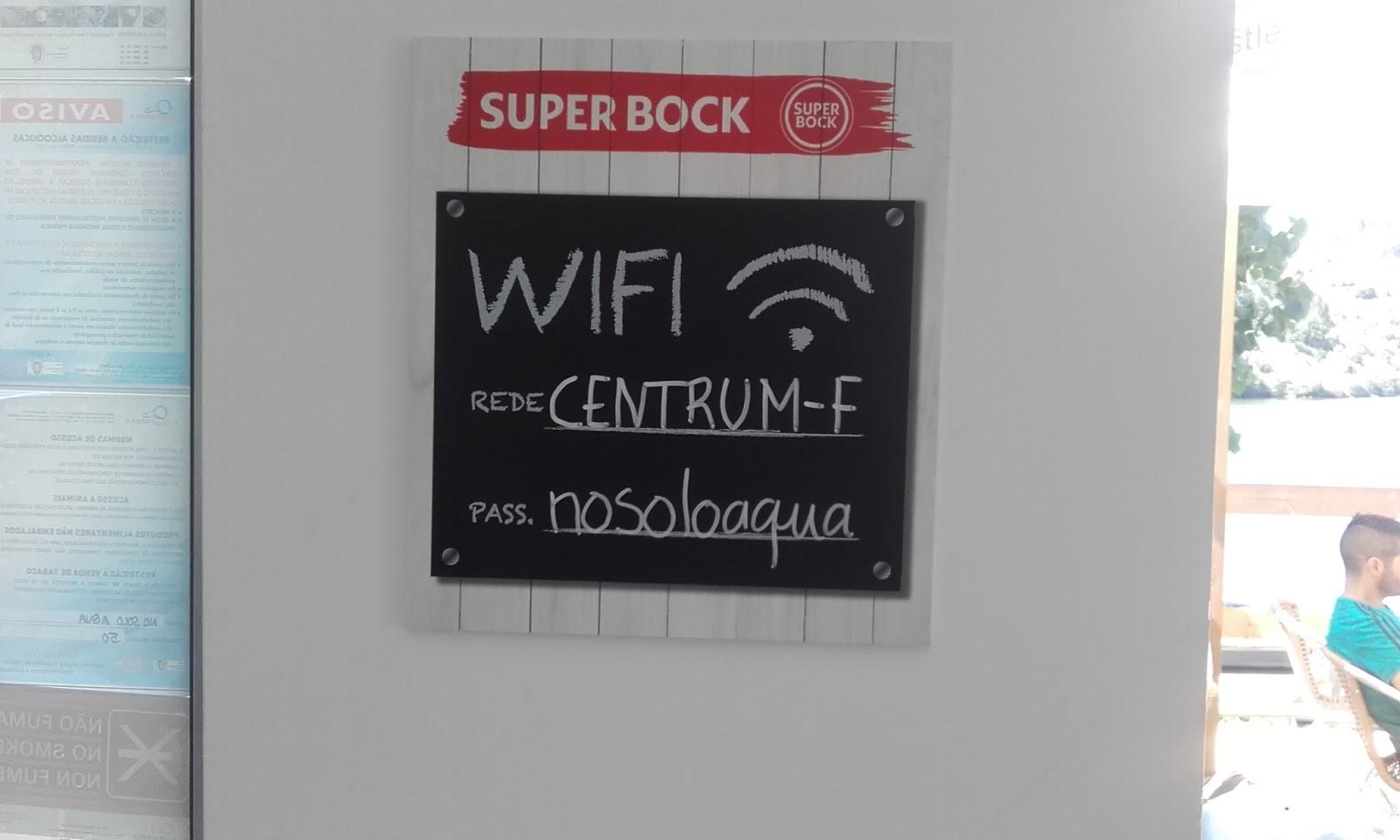 Wifi Grátis - Acesso