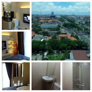Apartemen Papilio A.Yani Surabaya Selatan