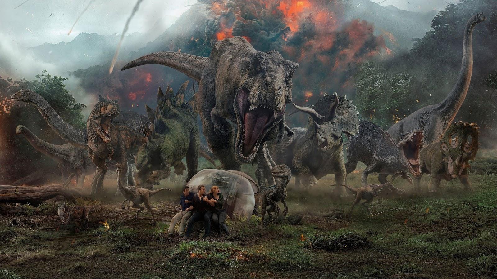 Affiche IMAX pour Jurassic World : Fallen Kingdom de Juan Antonio Bayona -  Fucking Cinephiles - Le meilleur du cinéma par les plus BadAss des  cinéphiles !