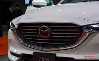 Đầu xe CX8 Việt Nam