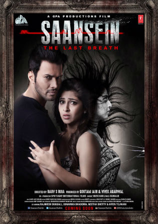 Saansein 2016 HDRip Hindi 850Mb 720p