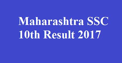 Maharashtra SSC Result 2017
