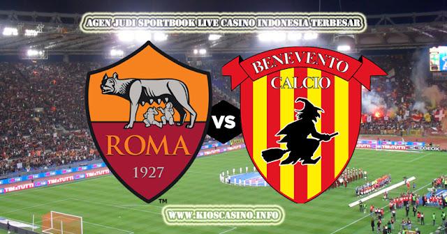 Prediksi Serie A AS Roma vs Benevento 12 Februari 2018