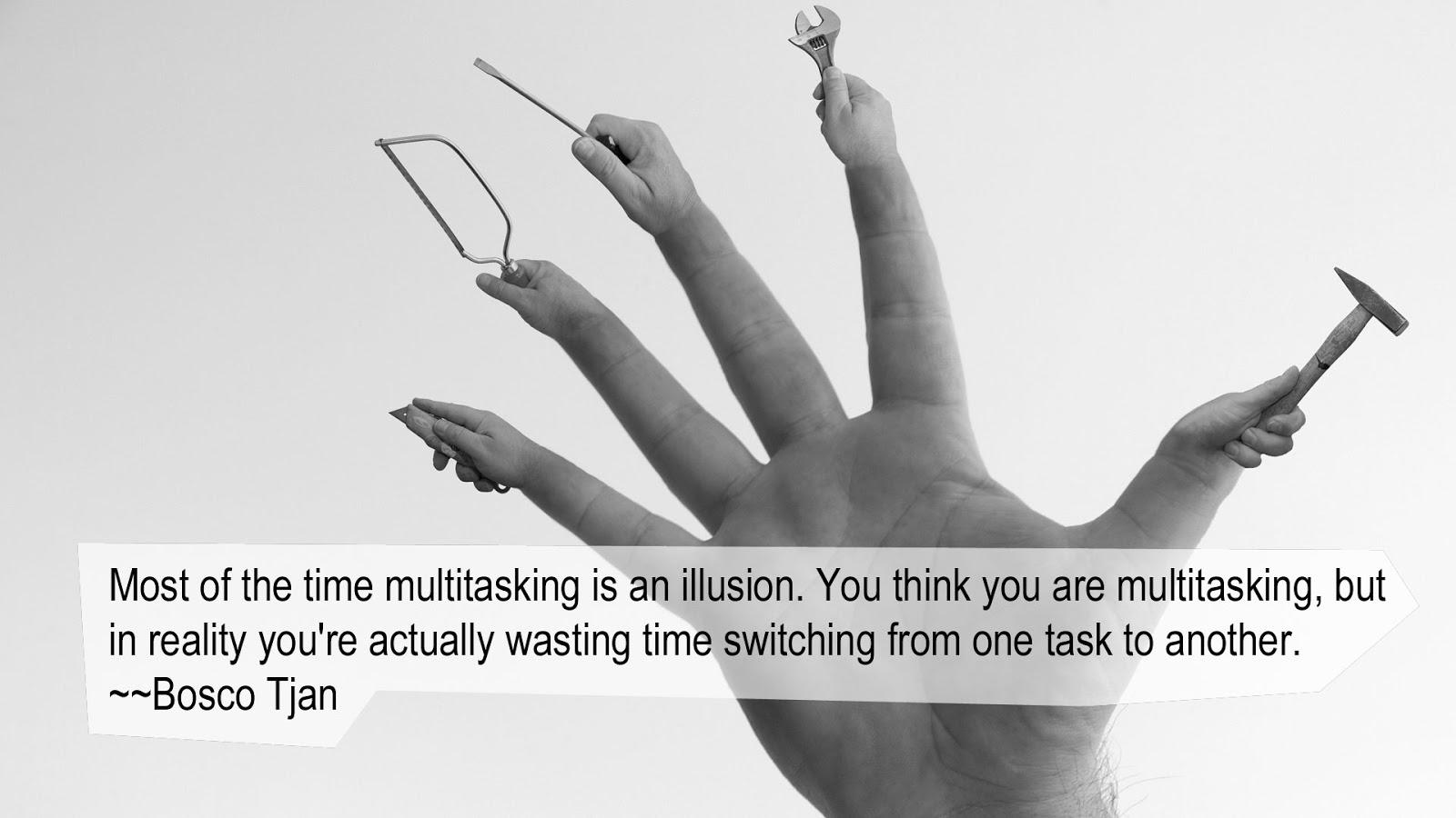 perempuan lebih mampu multitasking berbanding lelaki