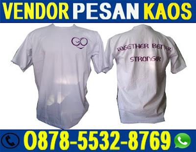 Jasa Konveksi Kaos di Surabaya,  Konveksi Kaos Oblong di Surabaya