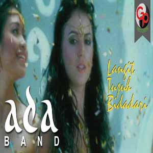 Download MP3 ADA BAND - Langit Tujuh Bidadari