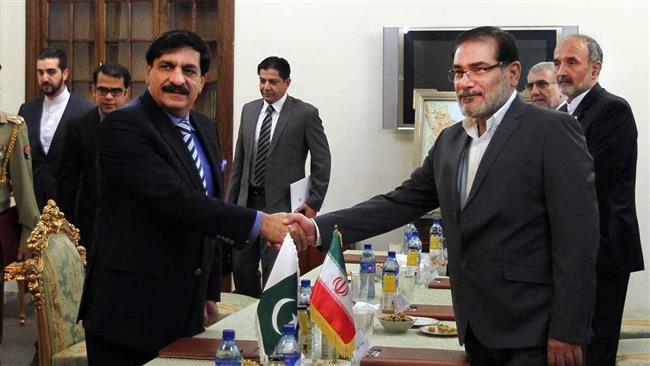 No country should affect Tehran-Islamabad ties: Secretary of Iran's Supreme National Security Council Ali Shamkhani