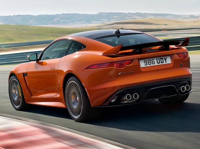 Jaguar F-Type SVR chega ao Brasil: preço R$ 883.112 reais