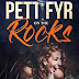 Pettifyr on the Rocks: a dark comedy thriller (Jennifer Pettifyr Book 1) by A.P. Thompson