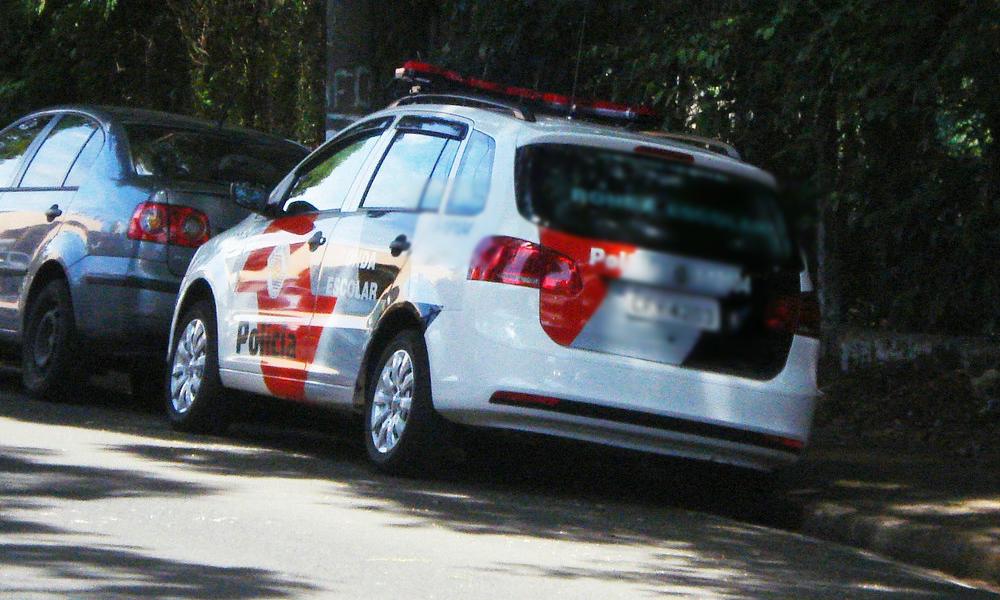 Quatro são presos suspeitos de furto a residência no bairro Agreste em Espirito Santo do Pinhal