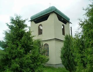 Руда. Церква Різдва Пресвятої Богородиці . Дзвіниця
