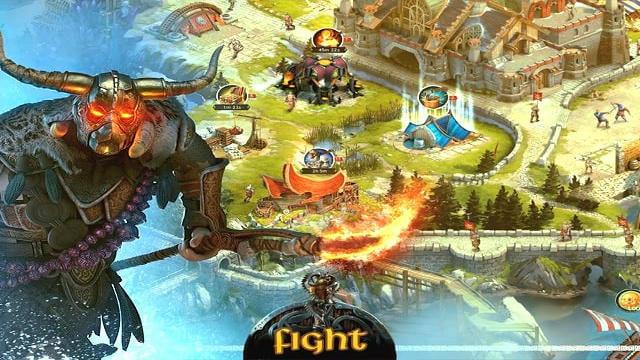 Vikings: War of Clans - Image du Jeu