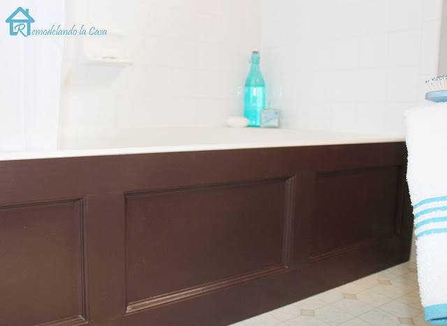 wooden cover for bathtub