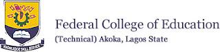 FCET Akoka Academic Calendar for 2016/2017 Session