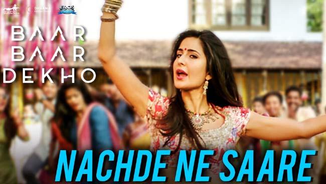 Nachde Ne Saare Lyrics - Baar Baar Dekho