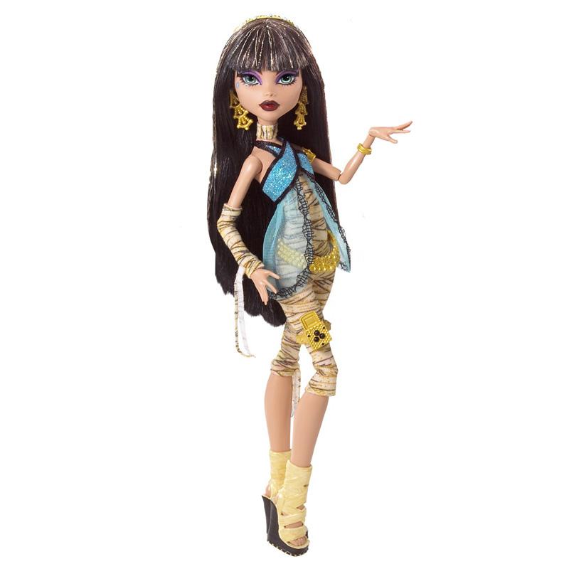 MH Cleo De Nile Dolls  MH Merch