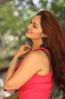 Tollywood Actress Ashwini Latest Stills in Ripped Jeans  0053.JPG