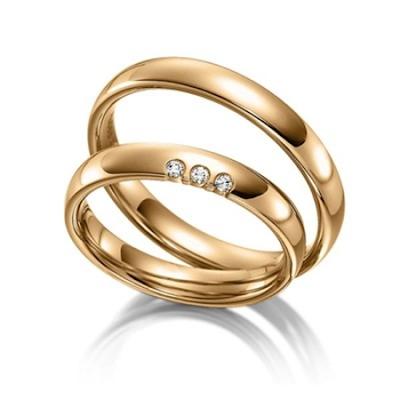 Cincin Tunangan Emas | CK-04
