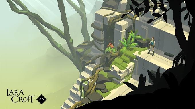 نظرة على لعبة Lara croft GO