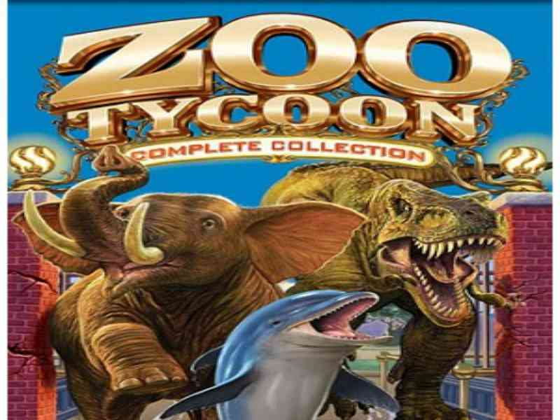 Zoo Tycoon 3 free. download full Version For Windows 10