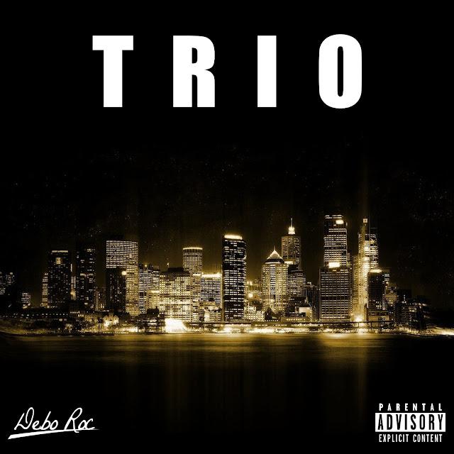 """DEBO ROC releases 3-track project, """"TRIO"""""""
