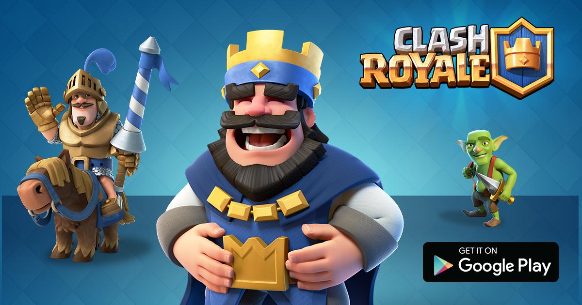 Download Clash Royale Terbaru V.1.2.0 APK Android No Hoax Tanpa Iklan