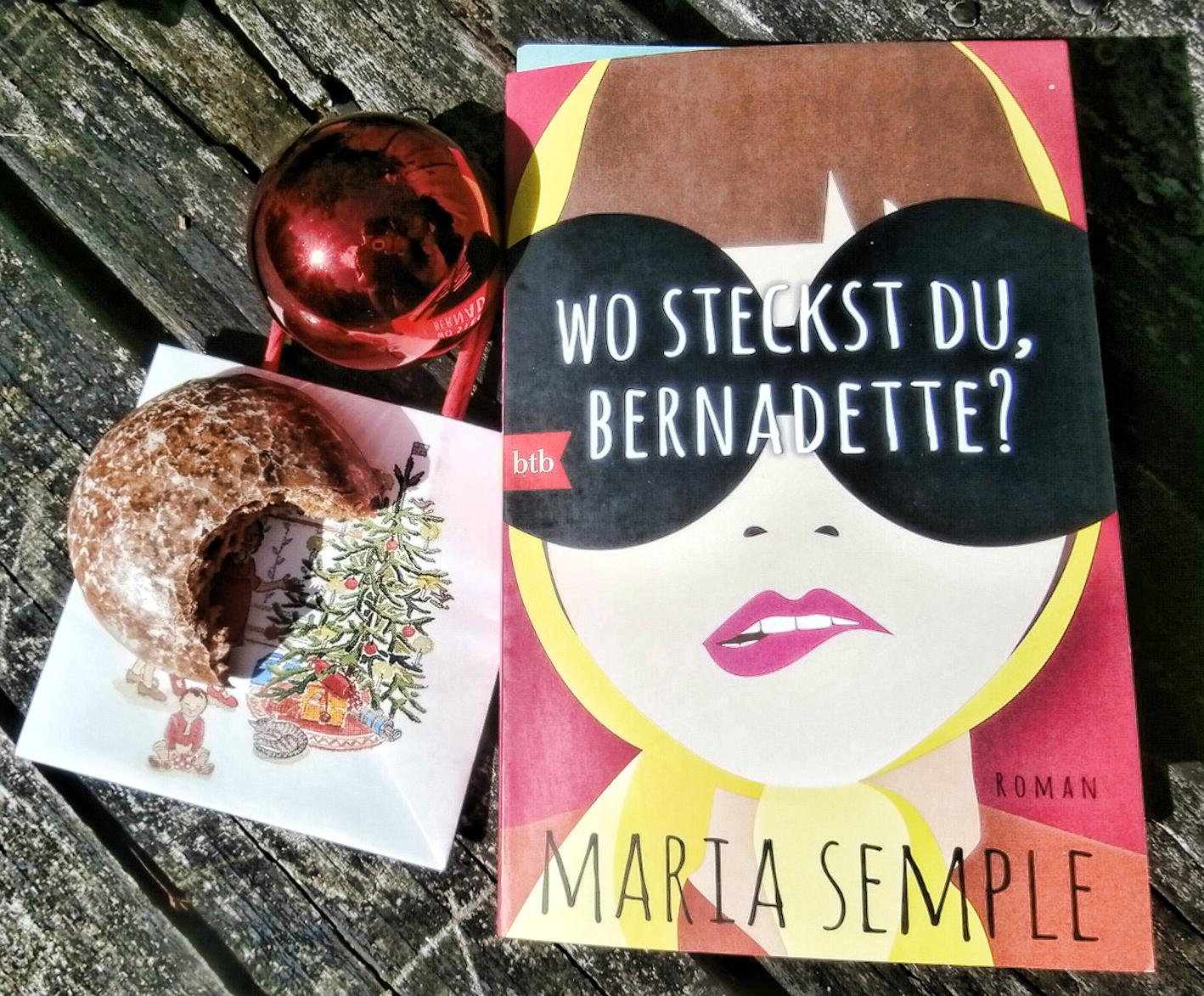 Wo Steckst Du Bernadette
