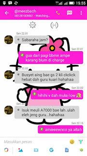 BBM Hello Kitty v3.0.1.25 APK