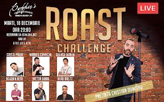 Stand-Up Comedy Bucuresti Marti 18 Decembrie 2018