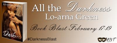 Book Blast: All the Darkness by Lo-arna Green #DarknessBlast