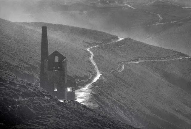 Tin Mine, Cornwall, StAgnes, Coastal Walk