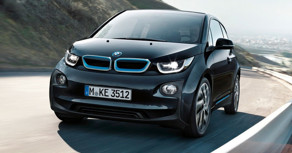 updated bmw i3 set to debut in 2017 with new design and better range. Black Bedroom Furniture Sets. Home Design Ideas