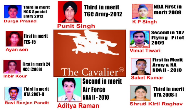 India's No. 1 Defence Career Academy cavalier.in