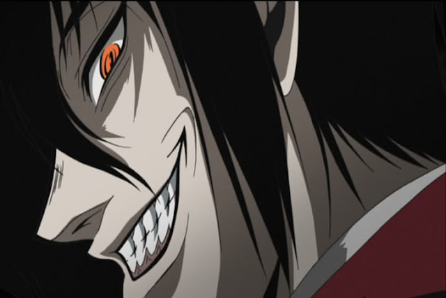 Sadistic, evil, diabolical, Creepy, ruthless, psychotic, and crazy characters in anime