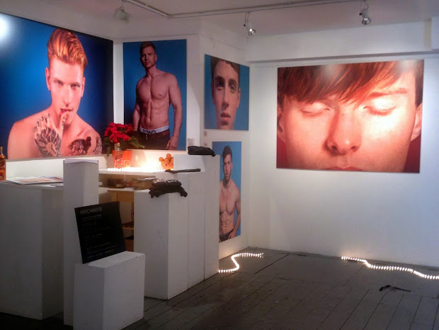 Londoner Red Hot Exhibition