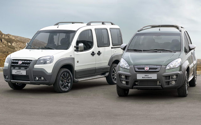 Fiat Doblò Adventure Extreme