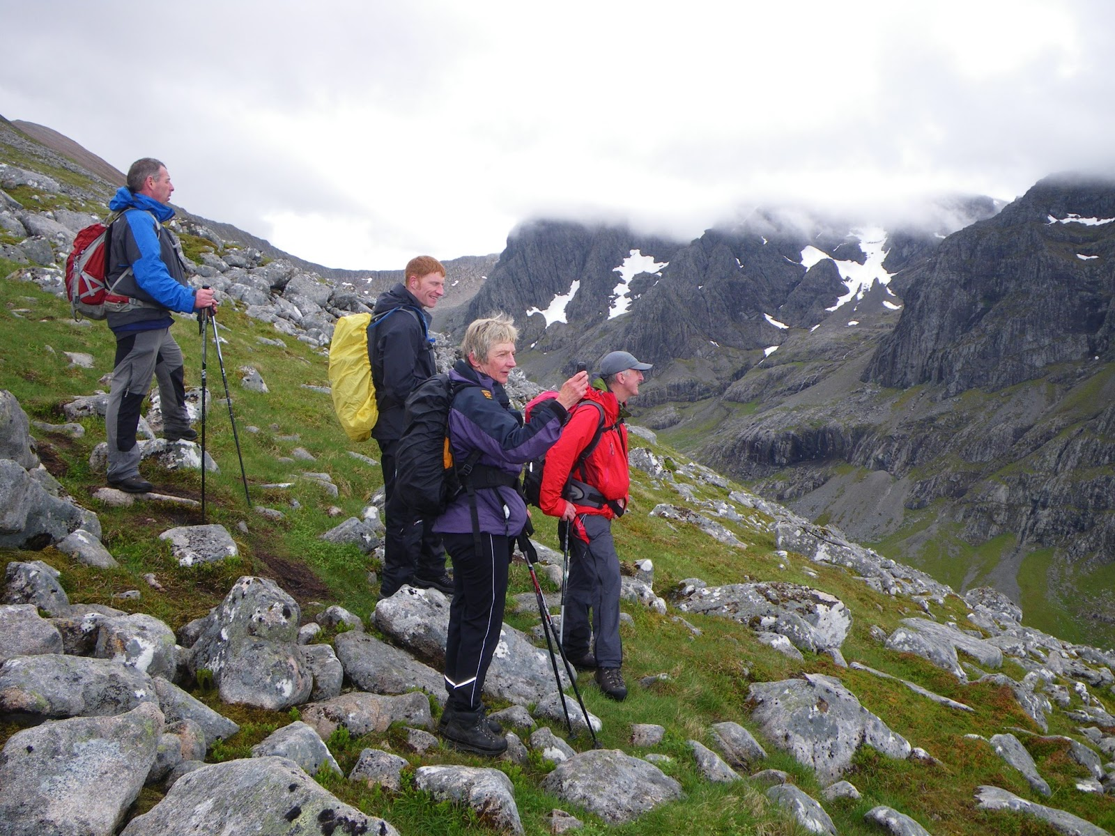 0af3179a6 Steven Fallon Mountain Guiding Blog: Ben Nevis via Ledge Route and ...