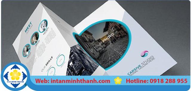 công ty in brochure giá rẻ