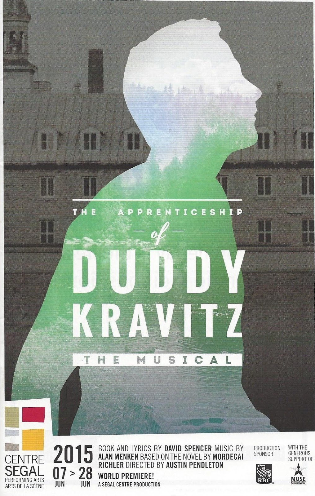 duddy kravitz The younger son of a working-class jewish family in montreal, duddy kravitz yearns to make a name for himself in society this film chronicles his short and dubious rise to power, as well as his changing relationships with family and friends.