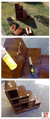 recuperar un mueble escalera