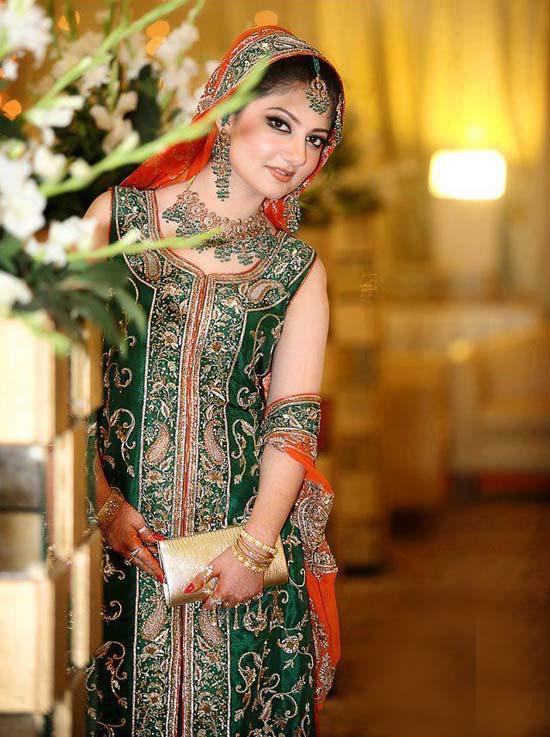 Fashion World Latest Fashion: Latest Pakistani Bridal