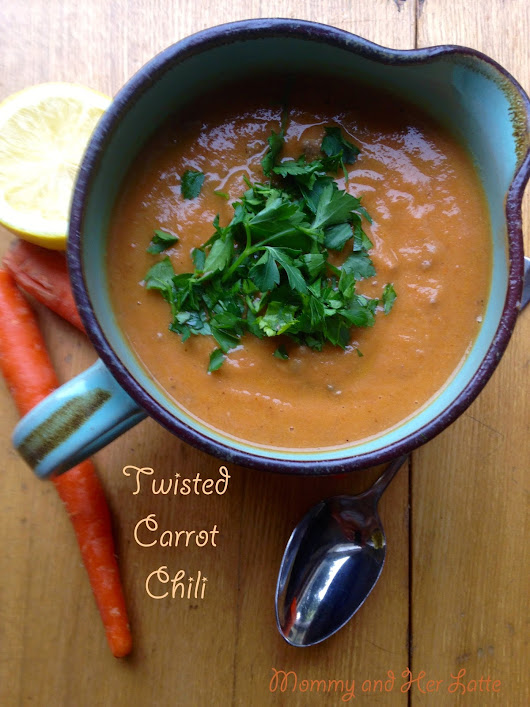 Twisted Carrot Chili