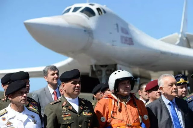 Gobierno de Maduro confirma que habrá más militares rusos en Venezuela