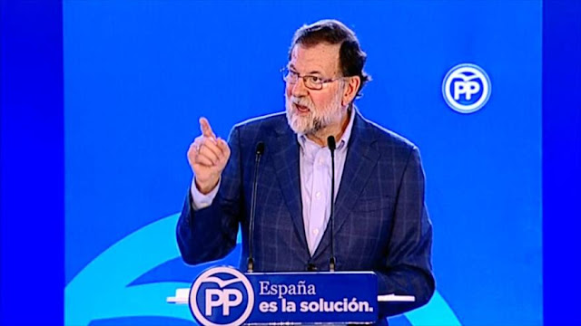 Rajoy: Artículo 155 afronta la crisis creada por independentistas