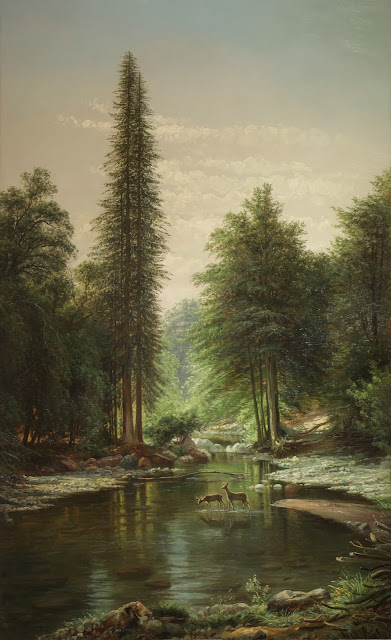 Richardt's Redwoods: Earth Day and a Hudson River School Painter