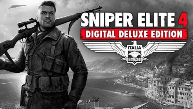 Sniper Elite 4 Deluxe Edition Incl All DLCs Repack Free Download