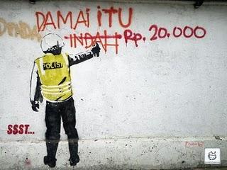 Gambar DP BBM Hari Perdamaian Dunia