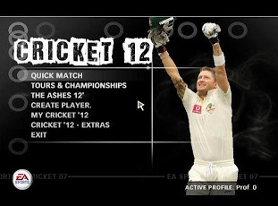 Cricket 2012-13 patch for ea sports cricket 2007 full game free pc.